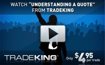 video for beginners stock quotes